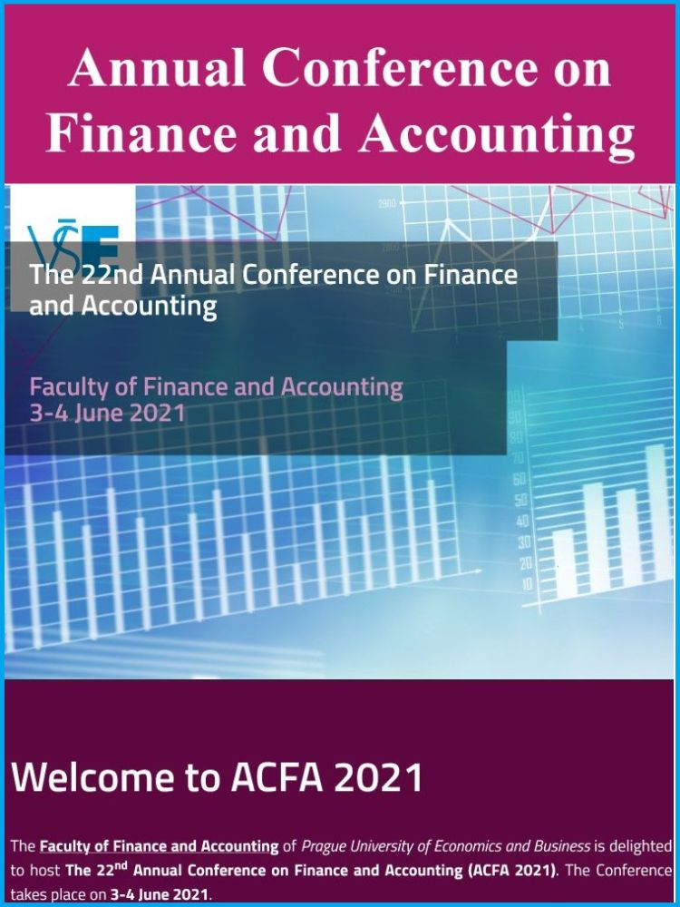 Konference ACFA 2021