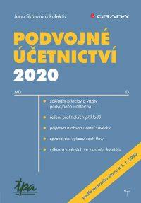 """Nová publikace """"Podvojné účetnictví 2020…"""""""