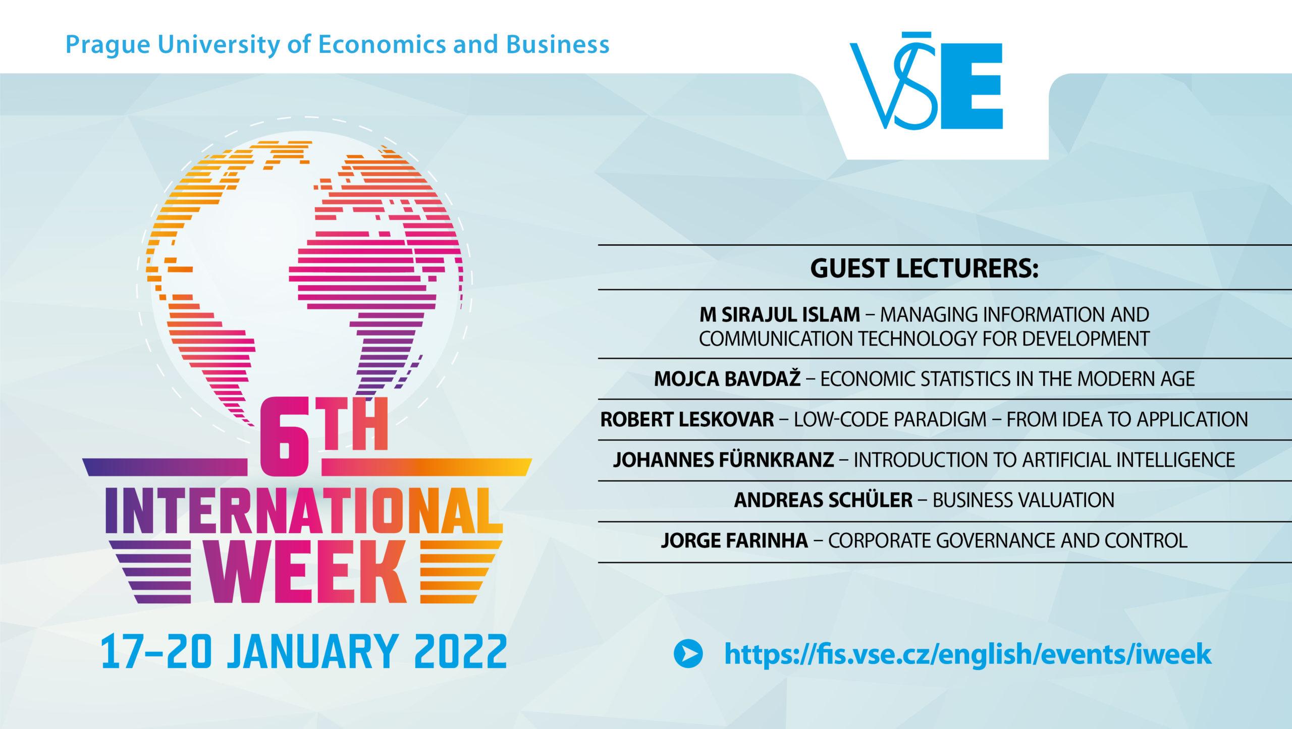 International Week: kurz Corporate Governance & Control